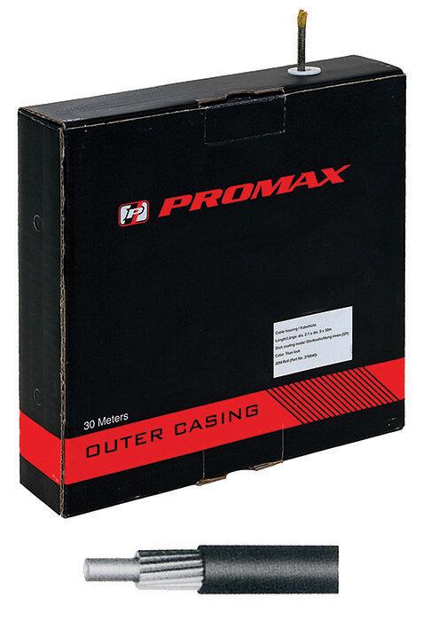 bowden PROMAX 5 mm řadící, černý, v kartonu (servisní balení po 30 m= min. obj. množství)