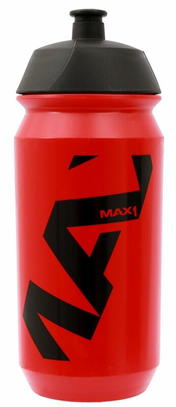 lahev MAX1 Stylo 0,65 l červená