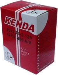 duše KENDA 24x2,3-2,6 (56/58/62-507) AV 35 mm