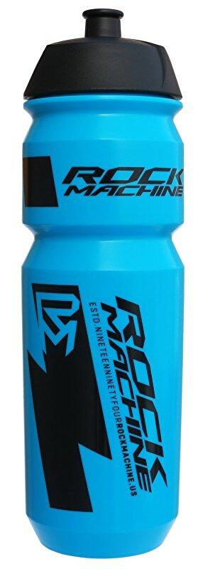 lahev ROCK MACHINE Performance 0,85 l modrá