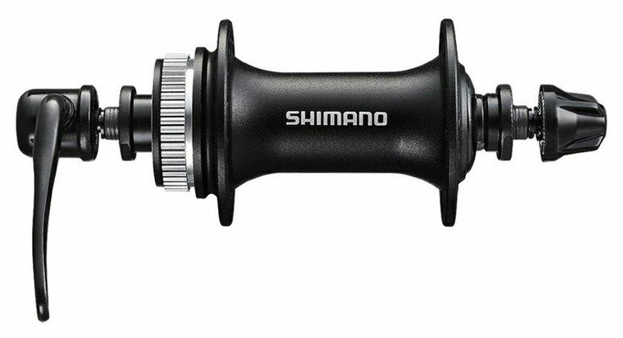Náboj disc SHIMANO Acera HB-M3050 36d přední Center Lock černý