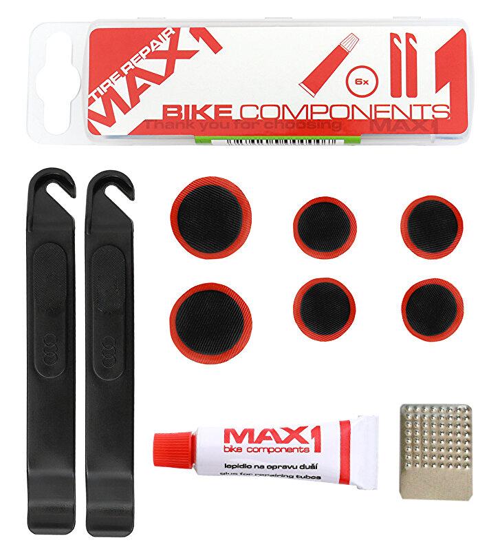 lepení MAX1 10dílů velký set + 2 ks montpáky