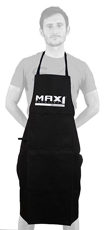 zástěra MAX1 černá