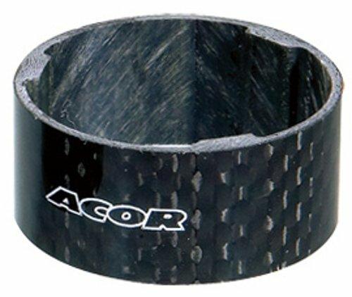 """spacer A-H 1 1/8"""" ACOR 15mm carbon"""
