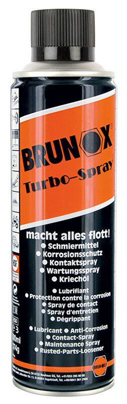olej BRUNOX Turbo-Spray 500ml