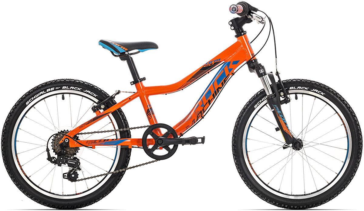 kolo Rock Machine Storm 20 orange/blue/black