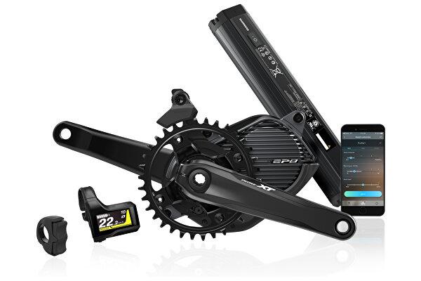Shimano představilo nový motor EP8