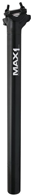 Sedlovka MAX1 Alloy 27,2/400 mm černá
