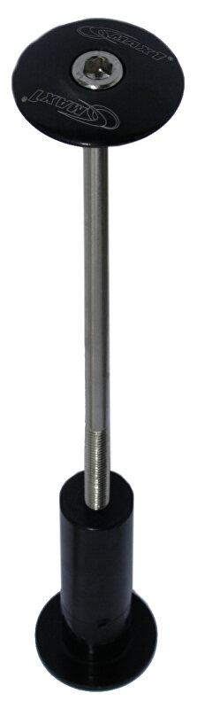 """ježek hlavového složení MAX1 freeride 1 1/8"""" černý 200mm"""