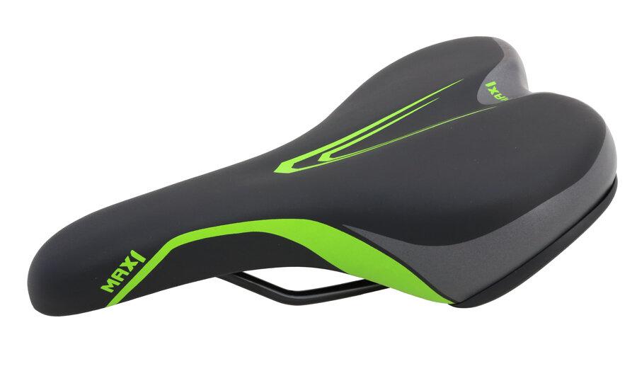 sedlo MAX1 Comfort zelené