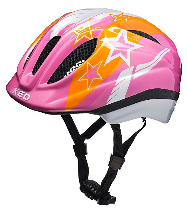 přilba KED Meggy M Pink Stars 52-58 cm