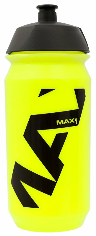 lahev MAX1 Stylo 0,65 l fluo žlutá