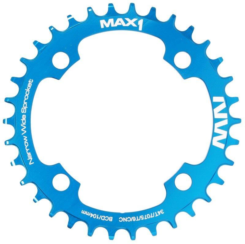 převodník MAX1 Narrow Wide 34z modrý