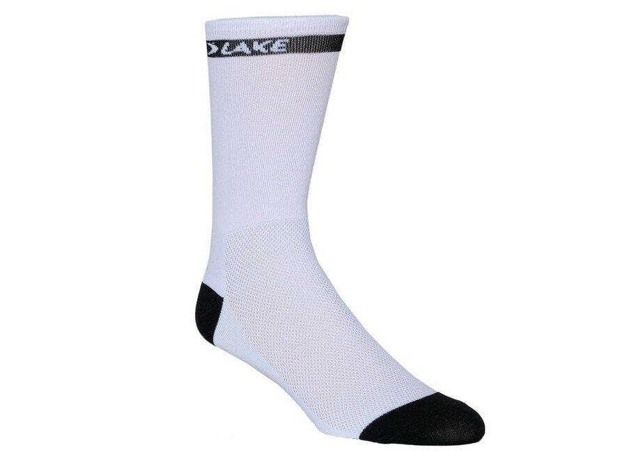 ponožky LAKE Socks bílé vel.S (36-39)