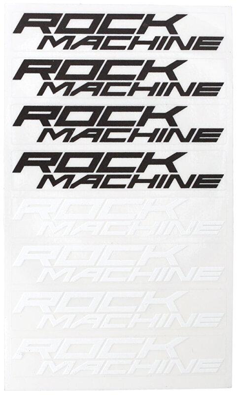 nálepky ROCK MACHINE Set 90 x 150 mm