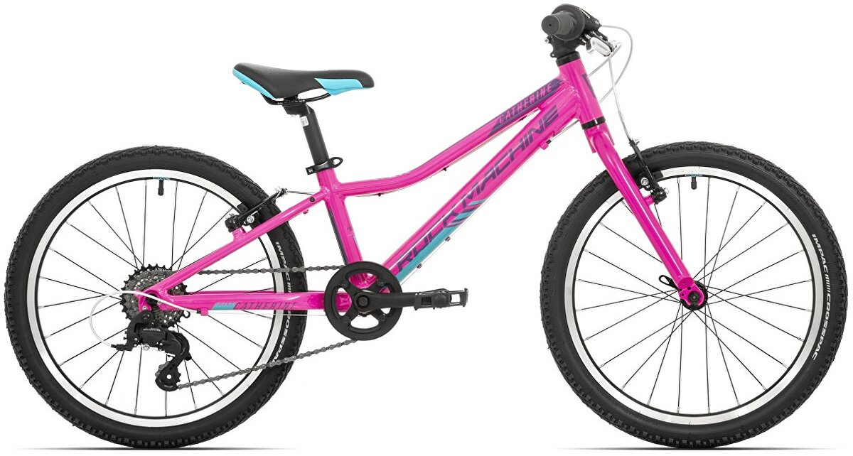 kolo Rock Machine Catherine 20 gloss neon pink/Violet/neon cyan