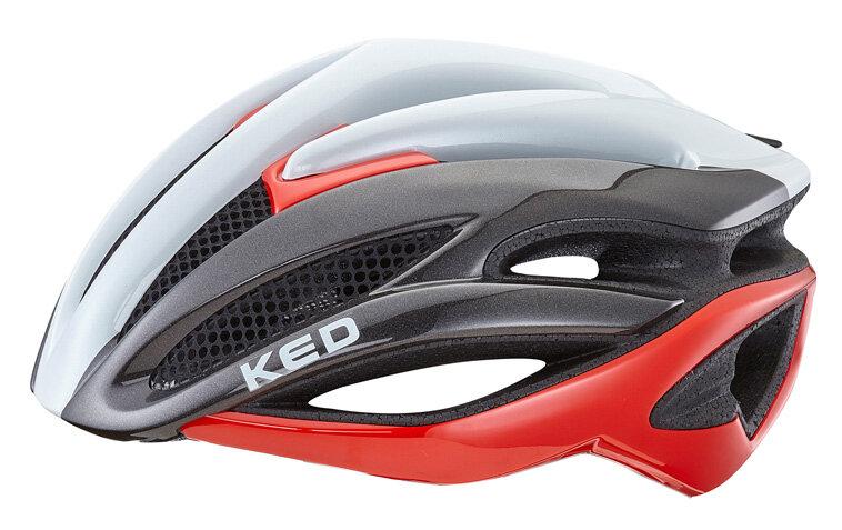 přilba KED Wayron L Red Pearl 55-61 cm