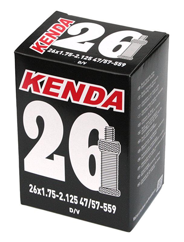 duše KENDA 26x1,75-2,125 (47/57-559) DV 35 mm