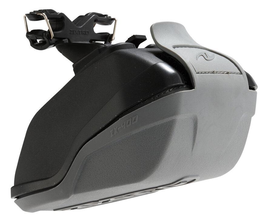 brašna podsedlová ZIXTRO Wing Case 0,4l šedá