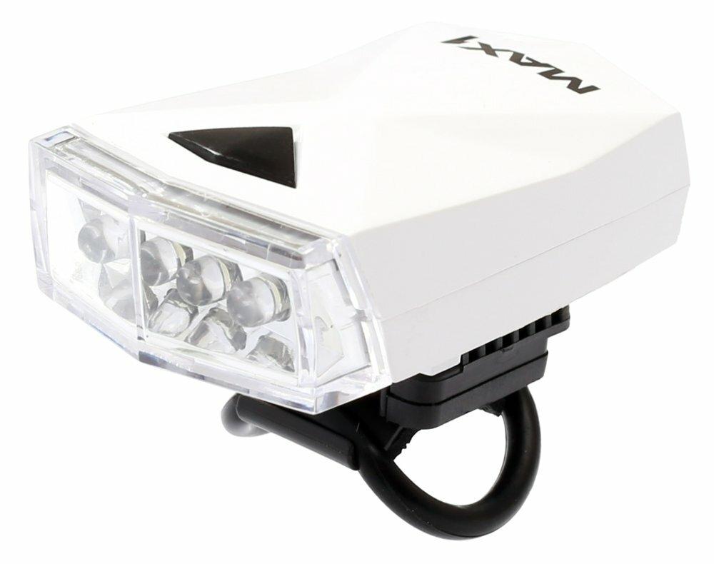 světlo přední MAX1 Diamant bílé