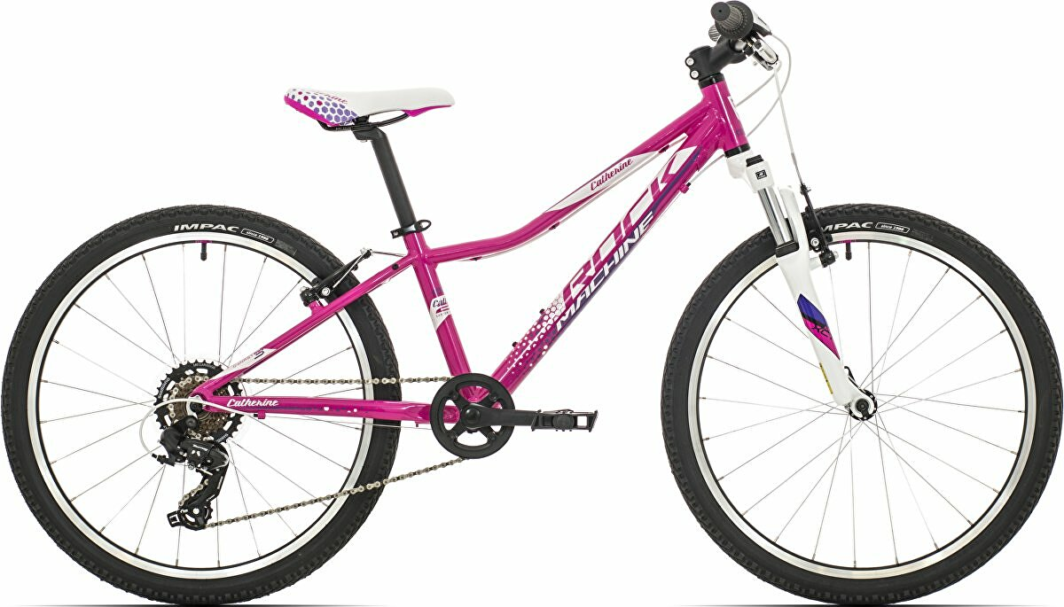 kolo Rock Machine Catherine 24 gloss pink/white/violet