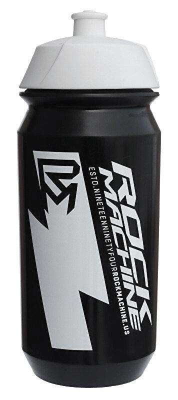 Lahev ROCK MACHINE Performance 0,6 l černá