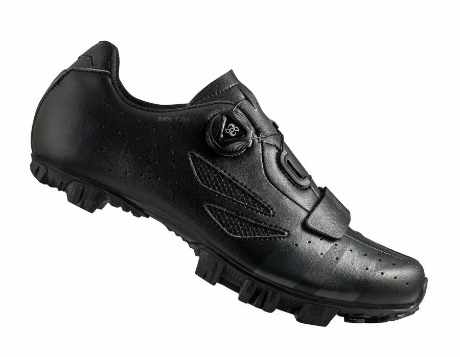 tretry LAKE MX176 černo/šedé vel.43