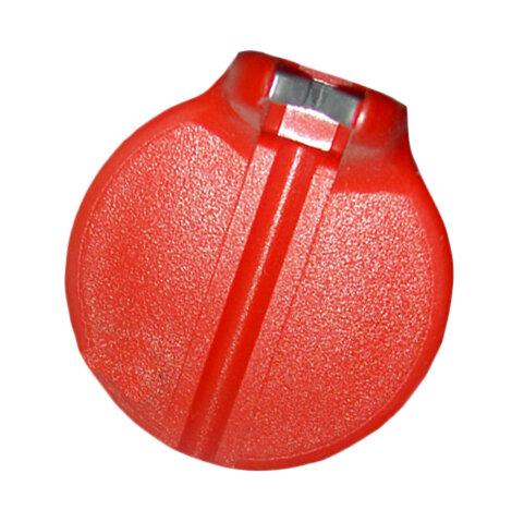 centrklíč plast červený 3,25 mm