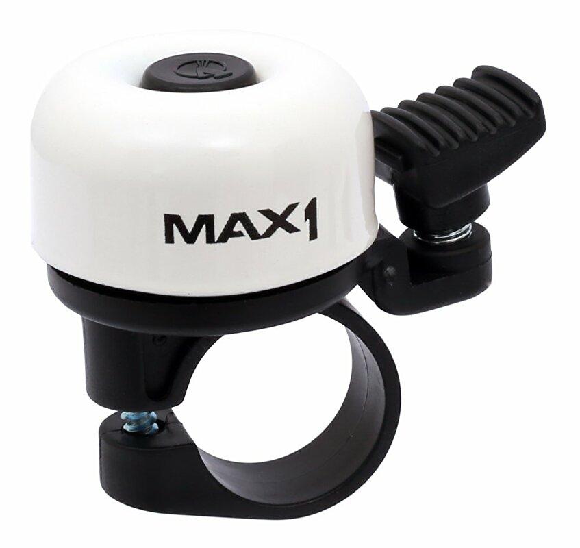 Zvonek MAX1 mini bílý
