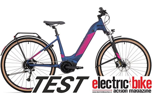 TEST - Crossride INT e500 B Lady Touring