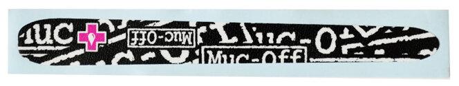 samolepka MUC-OFF pod řetěz malá