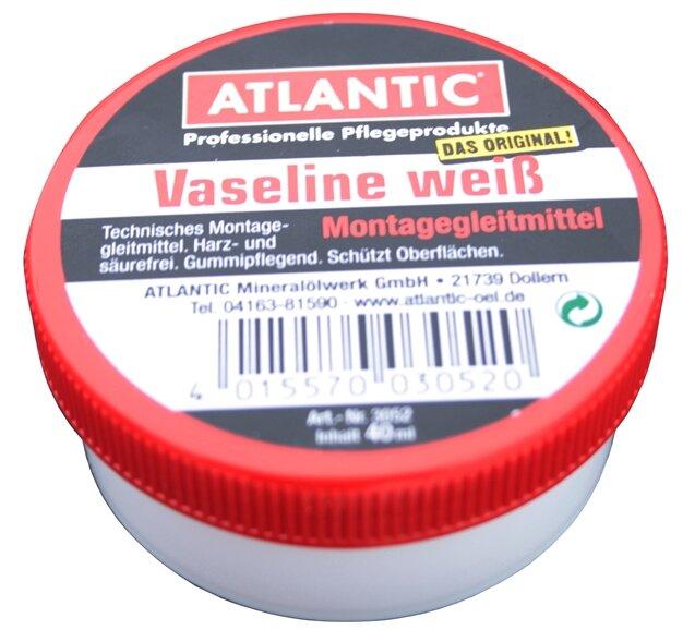 vazelína ATLANTIC bílá 40ml
