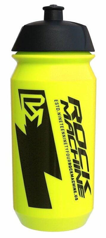 lahev ROCK MACHINE Performance 0,6 l fluo žlutá