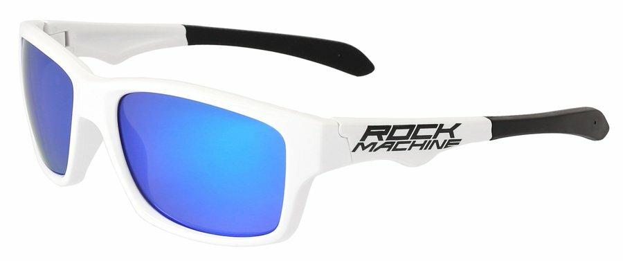 brýle ROCK MACHINE Peak bílé