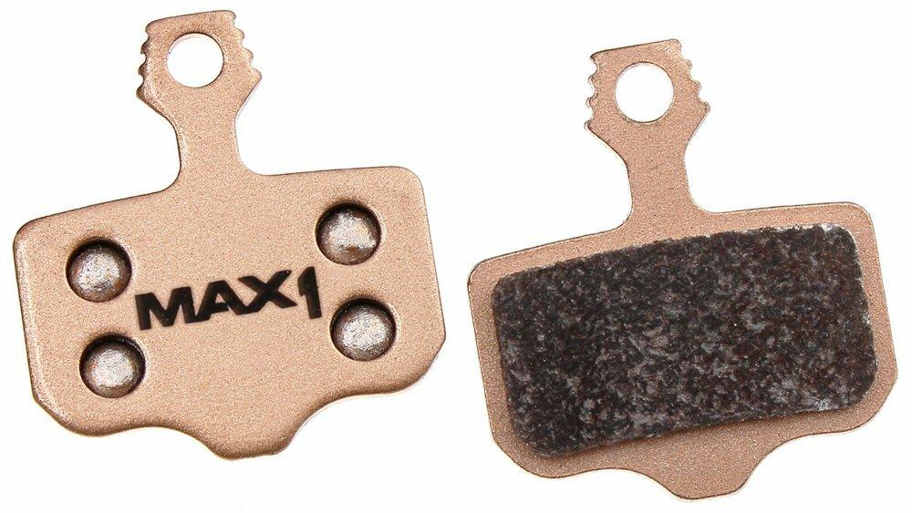 brzdové destičky MAX1 Avid Elixir Sintered