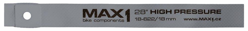 """velovložka MAX1 28"""" /622-18/ 18 mm vysokotlaká"""