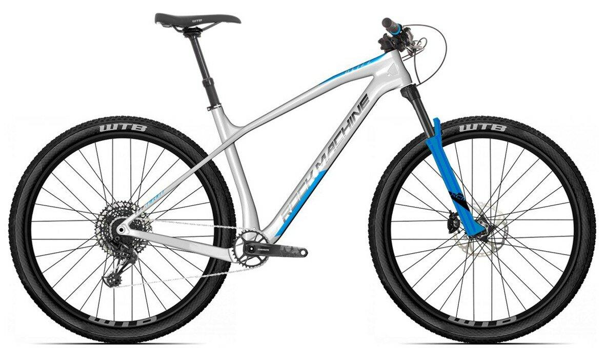 kolo Rock Machine Blizz CRB 20-29 (L) gloss silver/blue/black