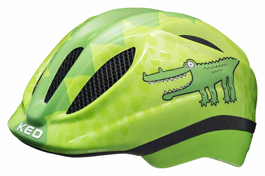 přilba KED Meggy Trend M green croco 52-58 cm
