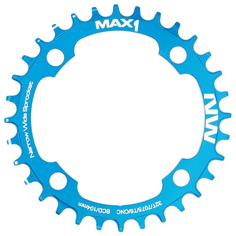 převodník MAX1 Narrow Wide 32z modrý