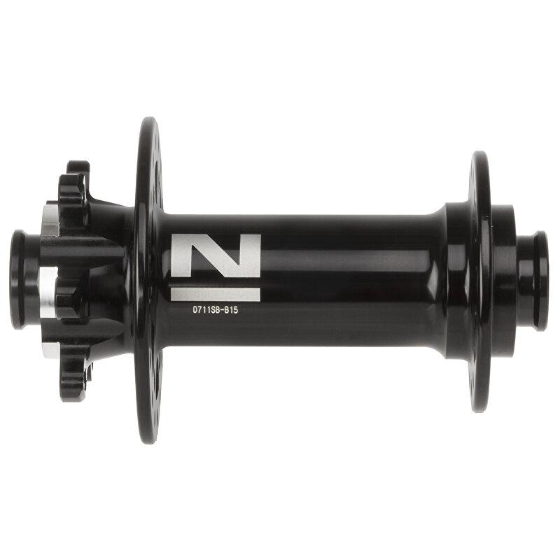 přední náboj NOVATEC Boost 110/15 mm 32 děr černý