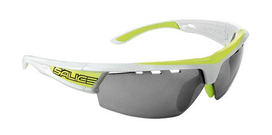 brýle SALICE 005RBW white-yellow/RW black/transparent