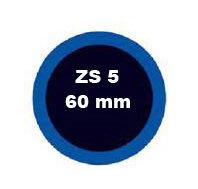 záplaty FERDUS ZS 5 pr.60mm balení 5ks