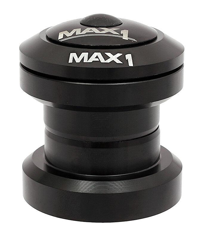 "Hlavové složení MAX1 A-Head 1 1/8"" černé"