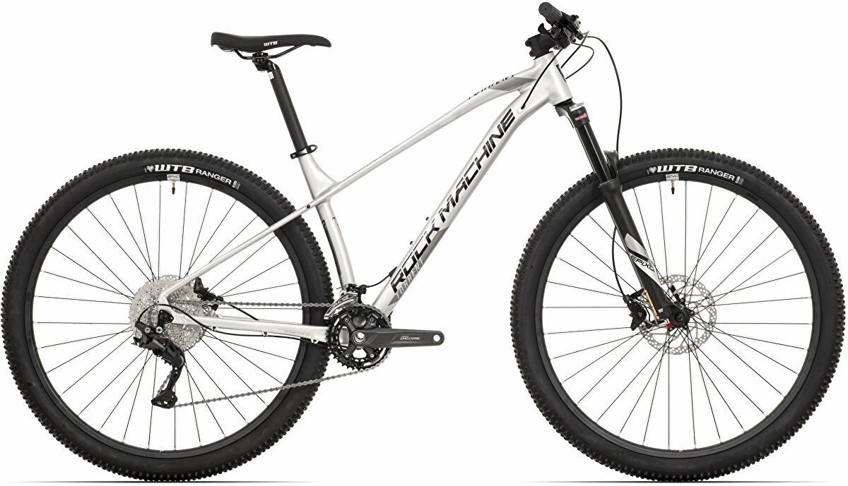 kolo Rock Machine Torrent 50-29 (M) gloss silver/black