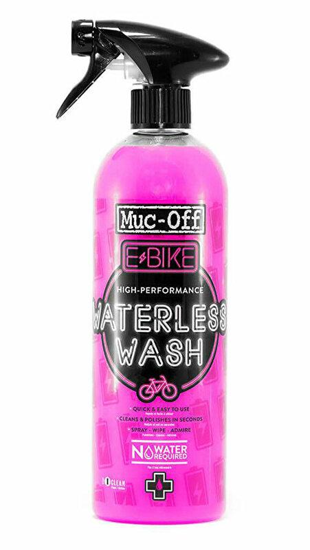 Čistič MUC-OFF E-Bike Dry Wash 750 ml
