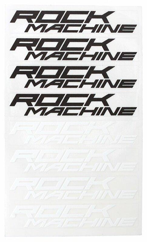 nálepky ROCK MACHINE Set