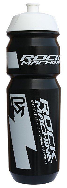 lahev ROCK MACHINE Performance 0,85 l černá
