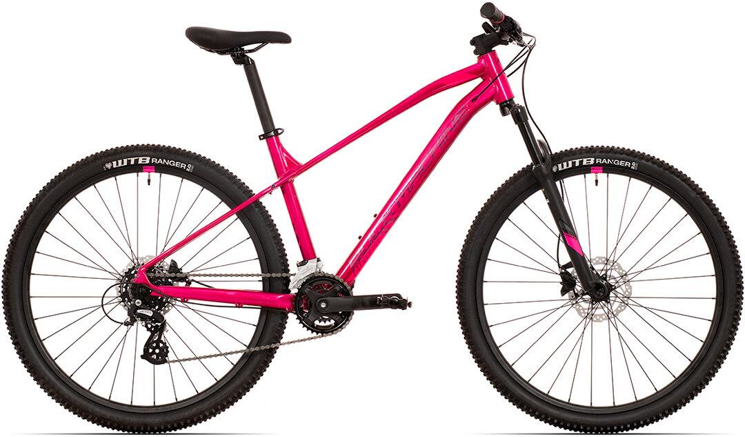 """Dámské kolo Rock Machine Catherine 40-27 gloss pink/light pink/crimson 2021 vel. XS 13,5"""""""