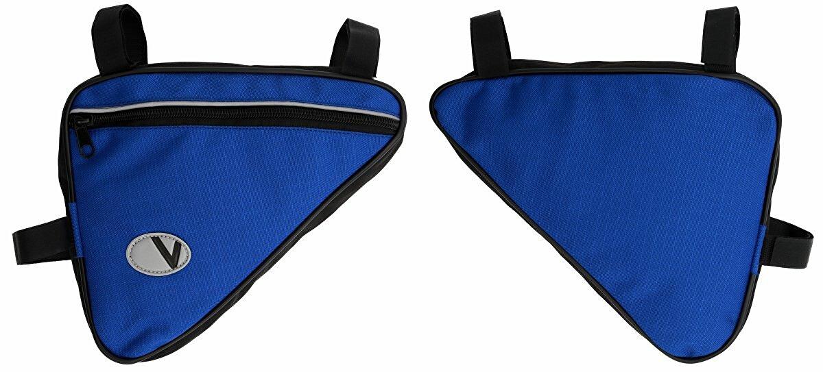 brašna VAPE trojúhelník malý světle modrý