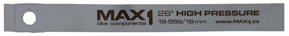 """velovložka MAX1 26"""" /559-18/ 18 mm vysokotlaká"""